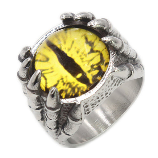 The Dragon's Eye Men's Ring