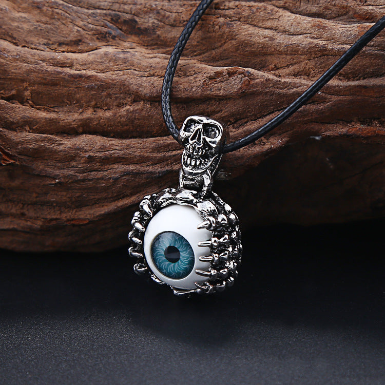 Skull Lord's Eye Pendant
