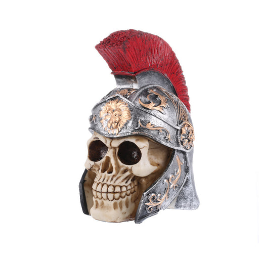 Helmet skull bar personality ornament