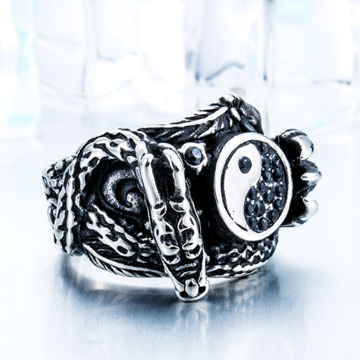 Tai Chi Bagua Dragon Domineering Dragon Ring