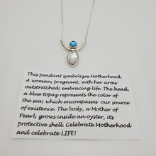 Load image into Gallery viewer, MOTHERHOOD PENDANT