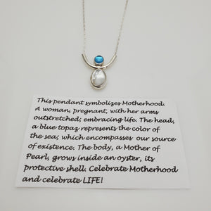 MOTHERHOOD PENDANT