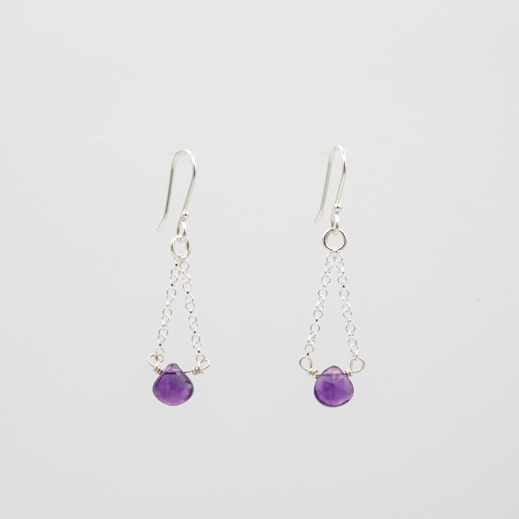 TRAPEZE EARRINGS