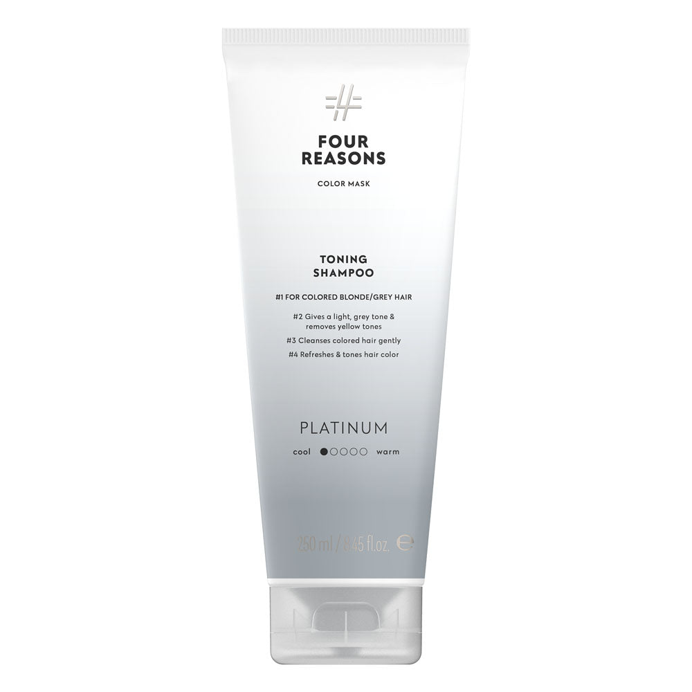 Toning Shampoo Platinum - 250 ml