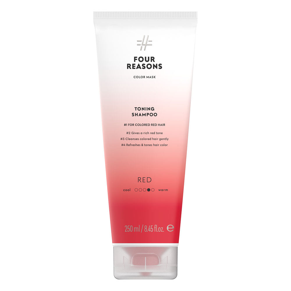Toning Shampoo Red - 250 ml