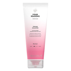 Toning Shampoo Rose - 250 ml