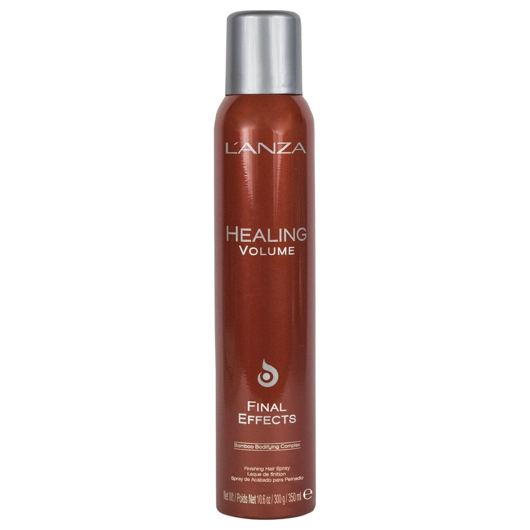 LANZA Healing Volume Final Effects 350 ml