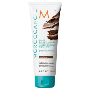 MOROCCANOIL Color Depositing Mask Cocoa 200 ml
