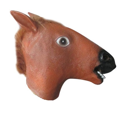 Full Head Horse Mask