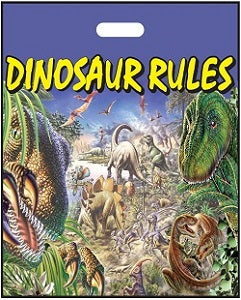 Dinosaur Rules Showbag