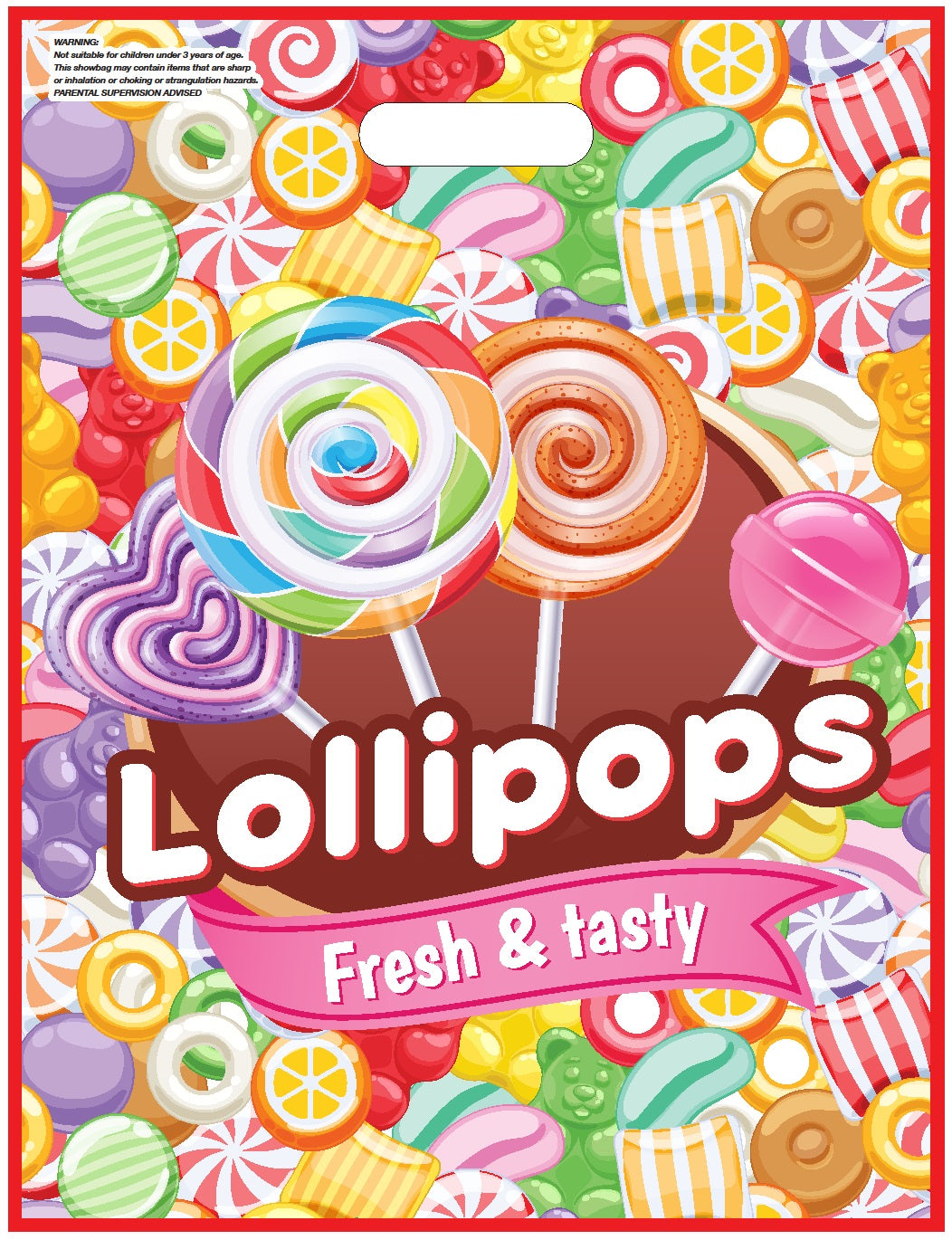 Lollypop Showbag