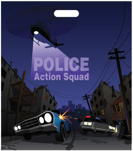 Police Action Squad Showbag