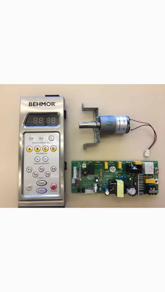 Behmor 1600 or 1600Plus Version Upgrade Kit