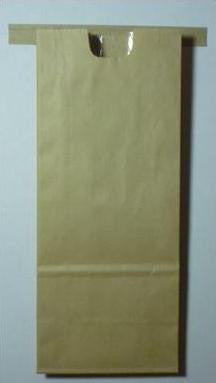 Brown Paper Coffee Bag