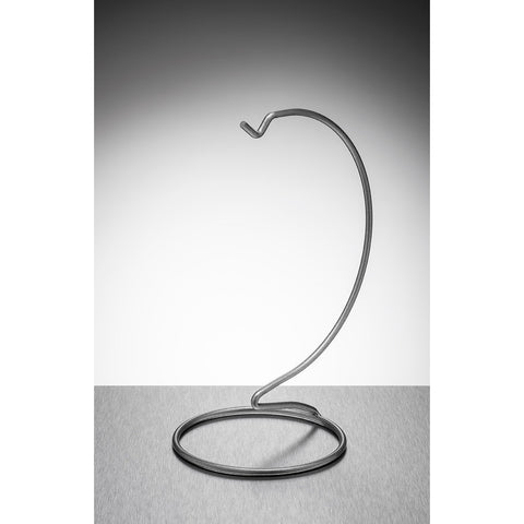 Display Stand - Medium - Silver-Sienna Glass