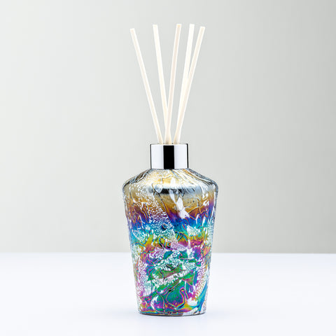 Reed Diffuser - Flute - Pastel Silver
