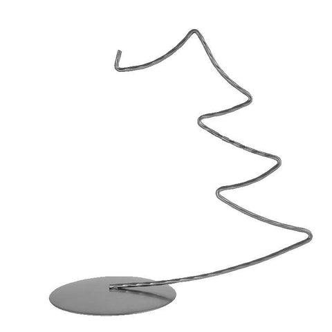 Display Stand - Medium Christmas Tree - Silver