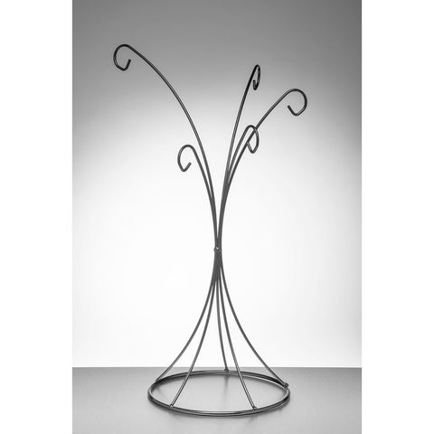 Display Stand - Multi-Sienna Glass