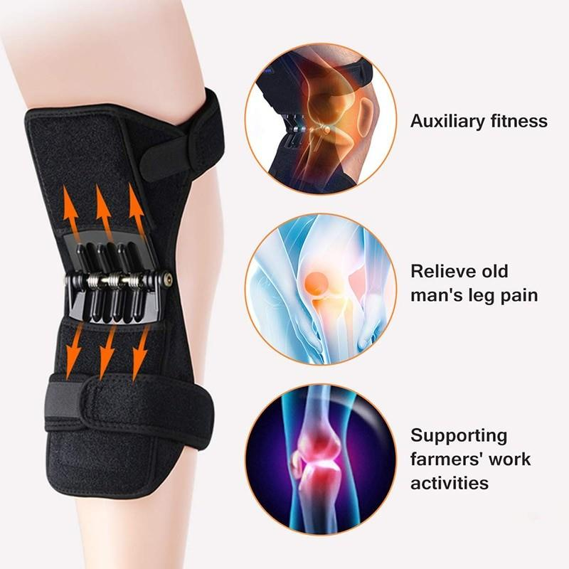 Essential Power Knee Stabilizer Pads - Dxbrace.com