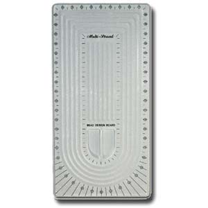 BeadSmith U-Channel Bead Design Board - 10