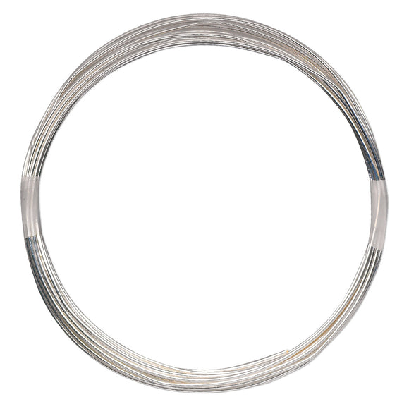 Sterling Silver Round Soft Wire