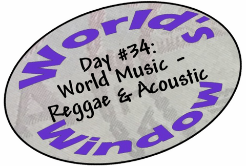 World's Window KC Passport Stamp - Day 34 - World Music