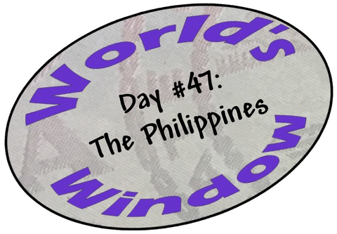 World's Window KC Passport Stamp - Day 47 - The Philippines