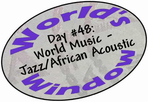 World's Window KC Passport Stamp - Day 48 - World Music