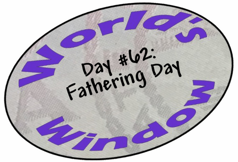 World's Window KC Passport Stamp - Day 62 - Fathering Day