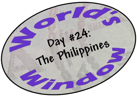 World's Window KC Passport Stamp - Day 24 The Philippines