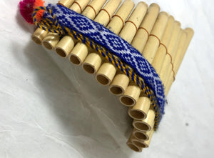 Instrument - Curved Panpipe
