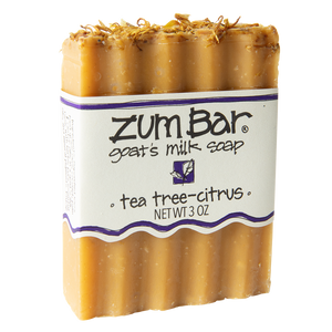 Indigo Wild Zum Bar - Tea Tree Citrus