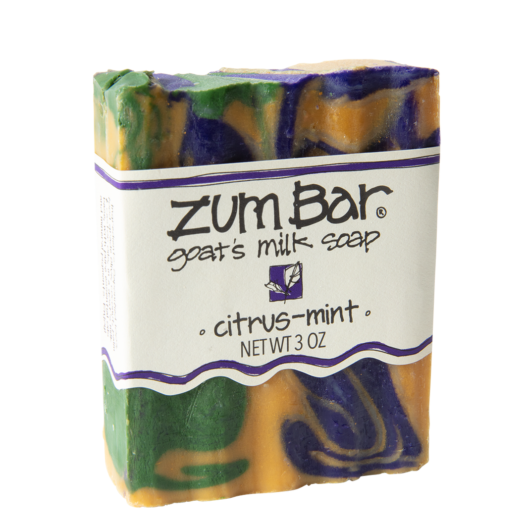 Indigo Wild Zum Bar - Citrus Mint