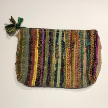 Load image into Gallery viewer, Chindi Zipper Clutch Bag - 8 colors available