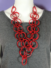 Load image into Gallery viewer, Tagua Ring of Life Necklace - 3 colors