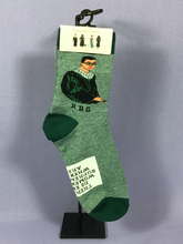 Load image into Gallery viewer, Maggie Stern Socks - RBG Enough