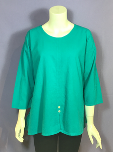 3/4 Sleeve Easy Tunic