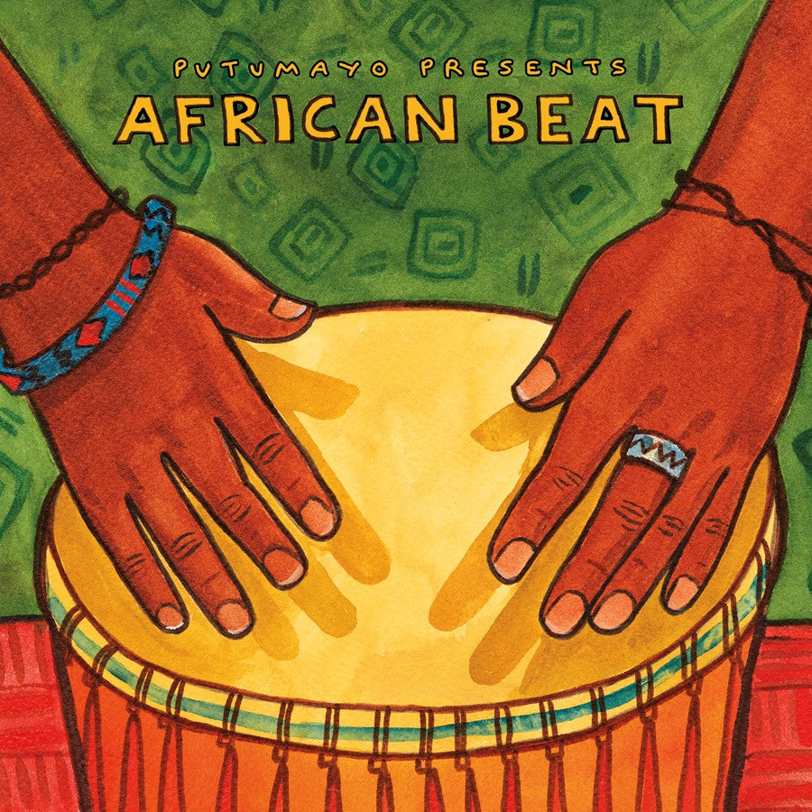 Putumayo CD - African Beat