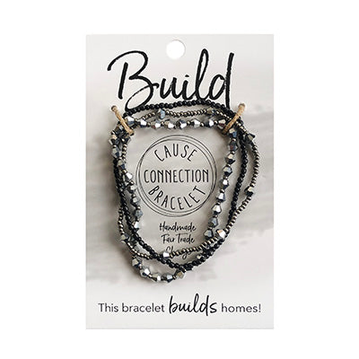 Cause Bracelet - Build Homes Bracelet