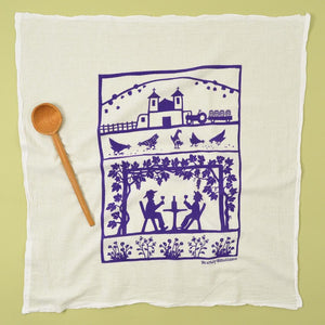 Dish Towel - Vineyard