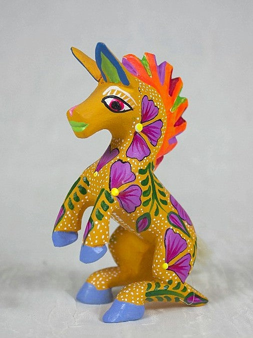 Mexican Painted Animal - Horse