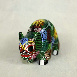 Mexican Painted Animal - Buffalo
