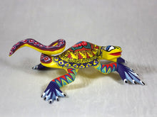 Load image into Gallery viewer, Mexican Painted Animal - Lizard