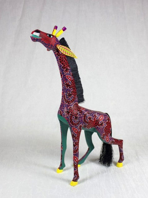 Mexican Painted Animal - Giraffe