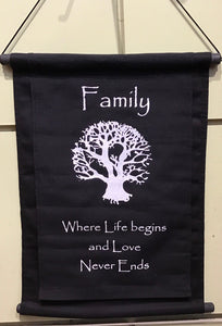 Banner - Family Small