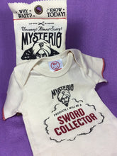Load image into Gallery viewer, Baby Tee - Mysterio Predicts
