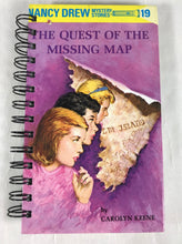 "Load image into Gallery viewer, Attic Journal - ""The Quest of the Missing Map"""