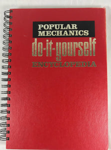 "Attic Journal - ""Do It Yourself"""