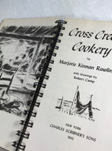 "Load image into Gallery viewer, Attic Journal - ""Cross Creek Cookery"""