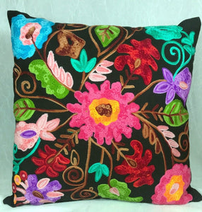 Pillow - Embroidered
